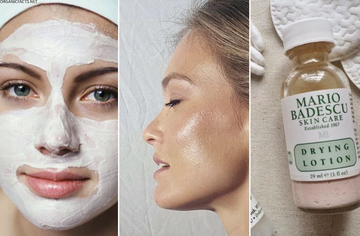 how to stop oily skin overnight