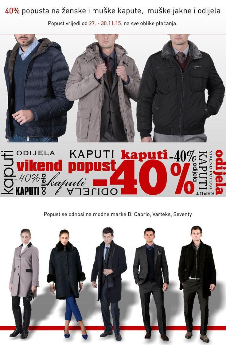 Pin on Akcije u Varteks i Di Caprio prodajnim mjestima
