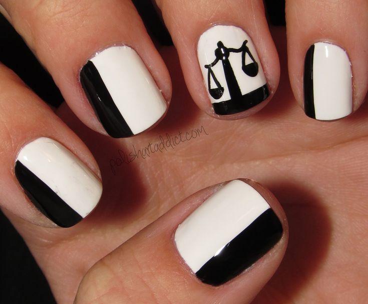 Best 25 divergent nails ideas on pinterest bird nail art polish art addict divergent series candor faction prinsesfo Image collections