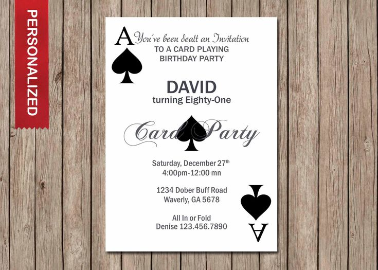 Casino Invitation, Casino Birthday Party Invitation, Casino Birthday Invitation, Casino Party, Poker Party, Card Party, Las Vegas Theme by myuniqueinvites on Etsy https://www.etsy.com/listing/562304684/casino-invitation-casino-birthday-party