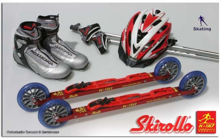 Skirollo K-90 - www.skiroll.it