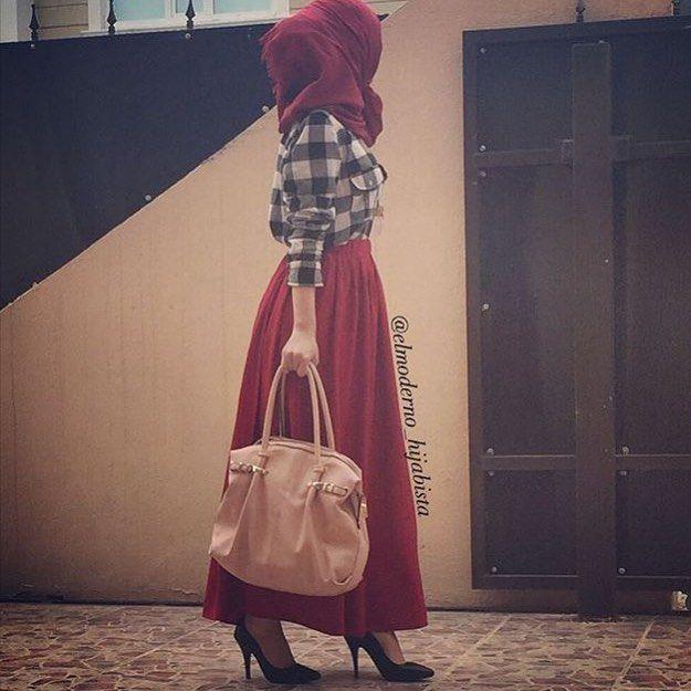 @elmoderno_hijabista #hijabiselegant