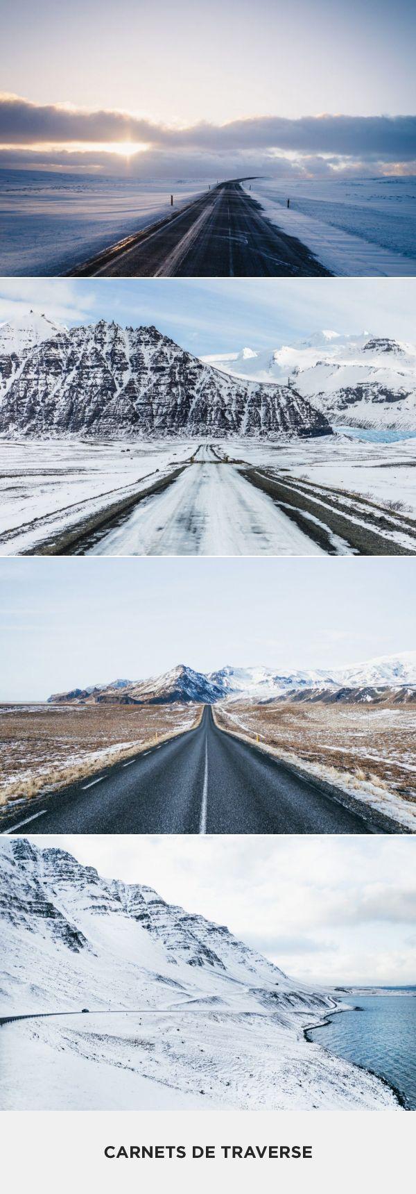 Road trip en Islande en hiver ! Les routes d'Islande