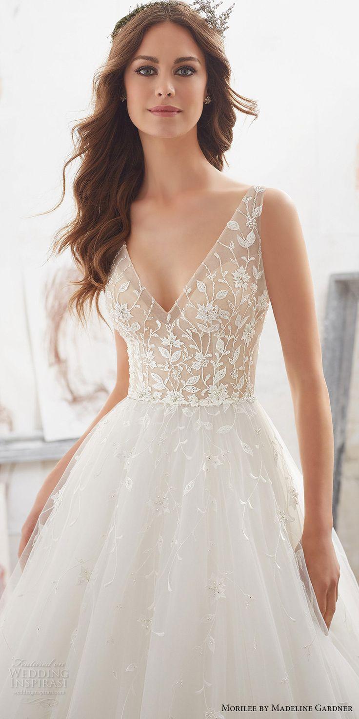 Styles of wedding dresses   best Style Inspiration images on Pinterest  Feminine fashion