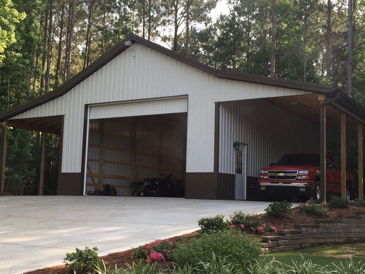 Best 25 steel garage kits ideas on pinterest diy garage kits pole barn garage kits diy pole barns solutioingenieria Choice Image