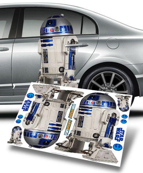 ThinkGeek :: Star Wars Vehicle Graphics