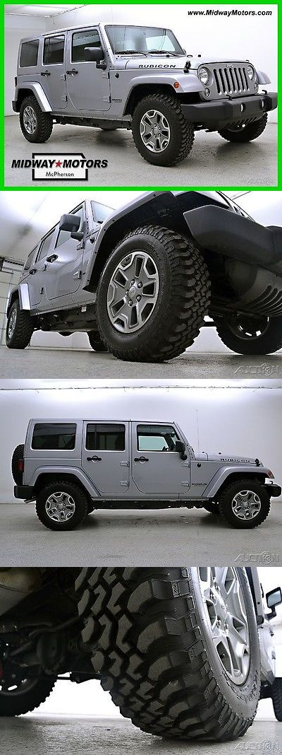 SUVs: 2016 Jeep Wrangler Rubicon 2016 Rubicon Used 3.6L V6 24V Automatic 4Wd Suv BUY IT NOW ONLY: $40900.0