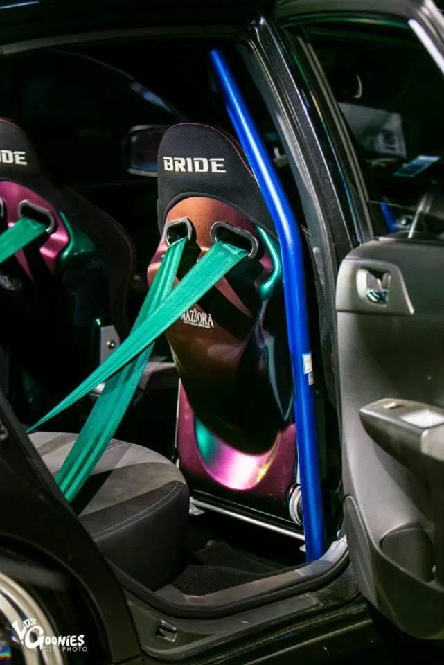 Bride Racing & Takata