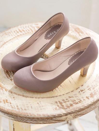 Туфли на каблуке 4 см для девочек 12 лет