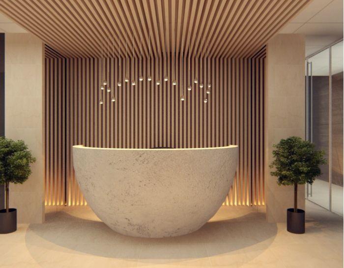 Reception Furniture : Some interesting design