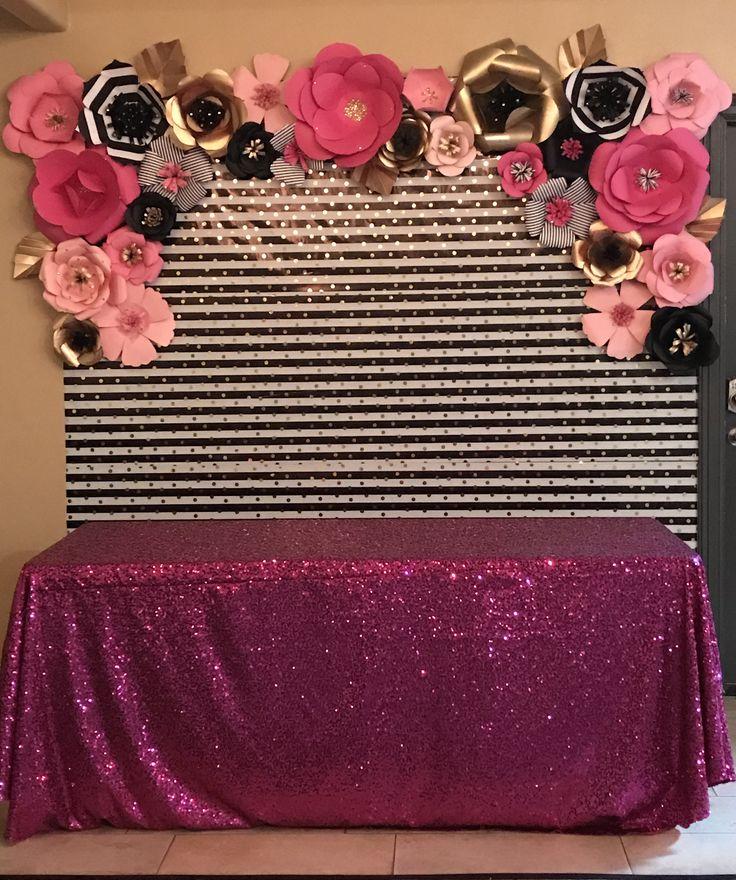 Kate Spade Wedding DIY