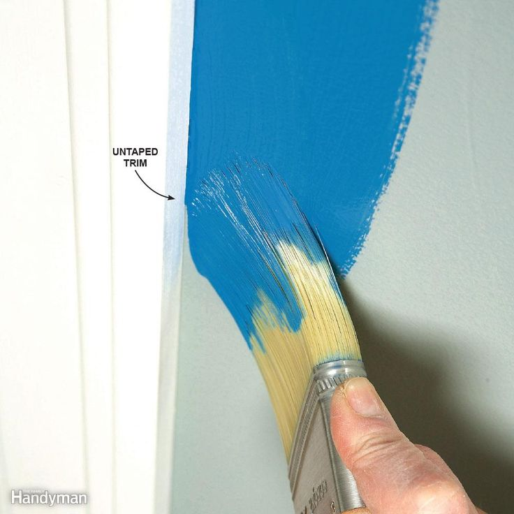 Paint a room fast