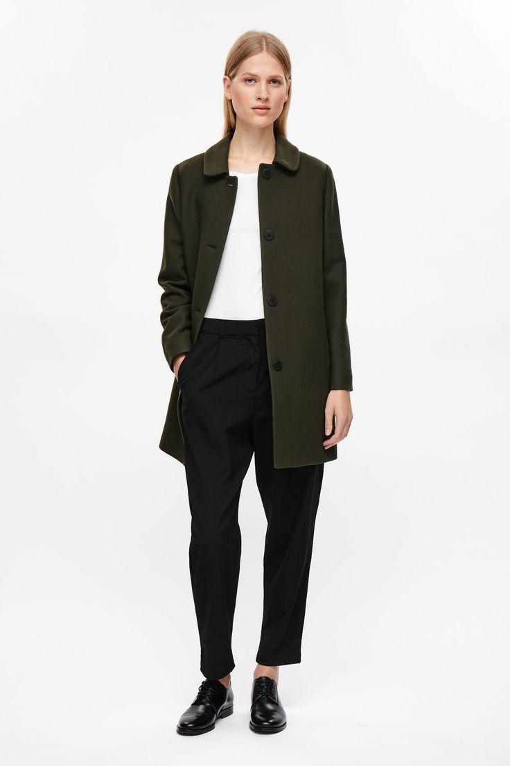 17 best ideas about Long Coats on Pinterest | Oversized coat, Long ...
