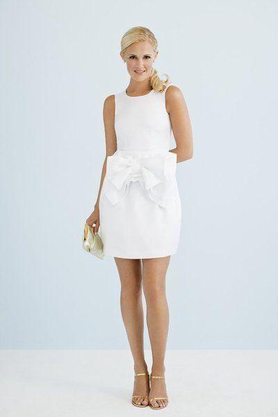 dress with bow via Piece of Toast