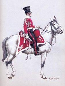 trompette 1809 Pologne