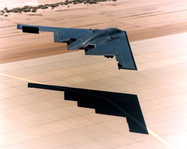 B-2 Spirit - Bombardeiro - Curiosidades
