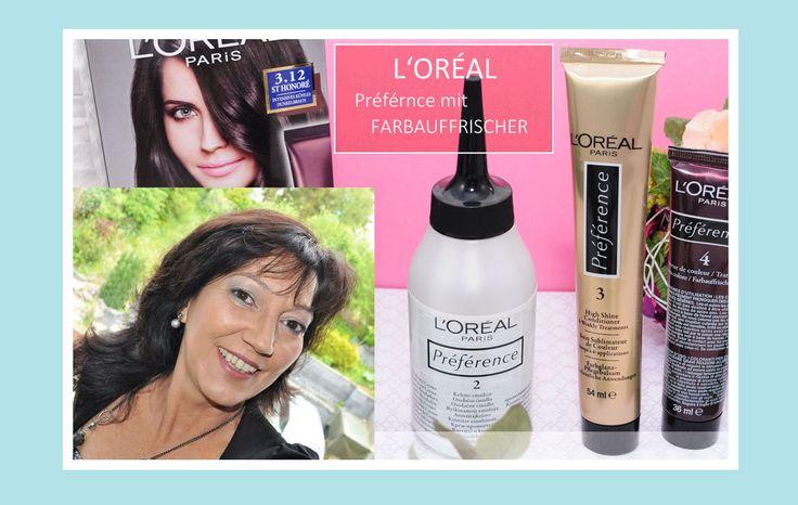 LOreal PREFERENCE infinia Haarfarbe https://www.beauty-and-pastels.de/erfahrungsberichte-testberichte/2016/06/loreal-preference-infinia-haarfarbe/ @L