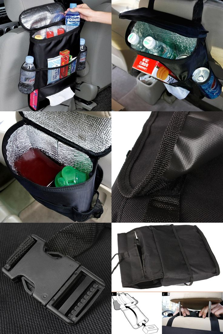 [Visit to Buy] Car Organizer in the Car Back Seat