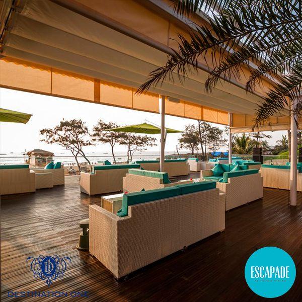 Near the beach, you can live in bliss! #DestinationOneGoa #GoaCalling