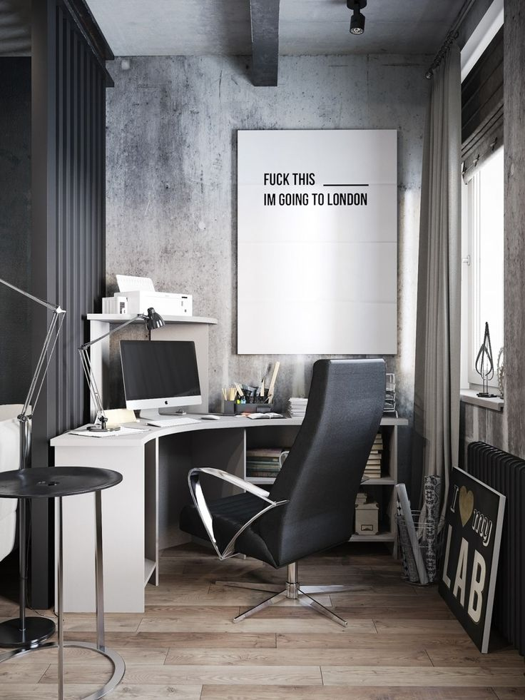 20 best Home Office images on Pinterest Interiors, Home office