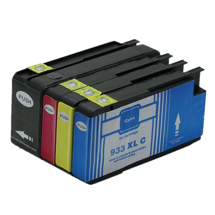 $19.18 (Buy here: https://alitems.com/g/1e8d114494ebda23ff8b16525dc3e8/?i=5&ulp=https%3A%2F%2Fwww.aliexpress.com%2Fitem%2F932-XL-933-XL-compatible-ink-cartridge-For-HP-Officejet-Pro-6100-6600-6700-7110-7612%2F32657606545.html ) 1Set 932 XL 933 932XL 933XL Ink Cartridges For HP HP932XL HP932 Officejet Pro 6100 6600 6700 7110 7612 H611a H711a H711n Printer for just $19.18