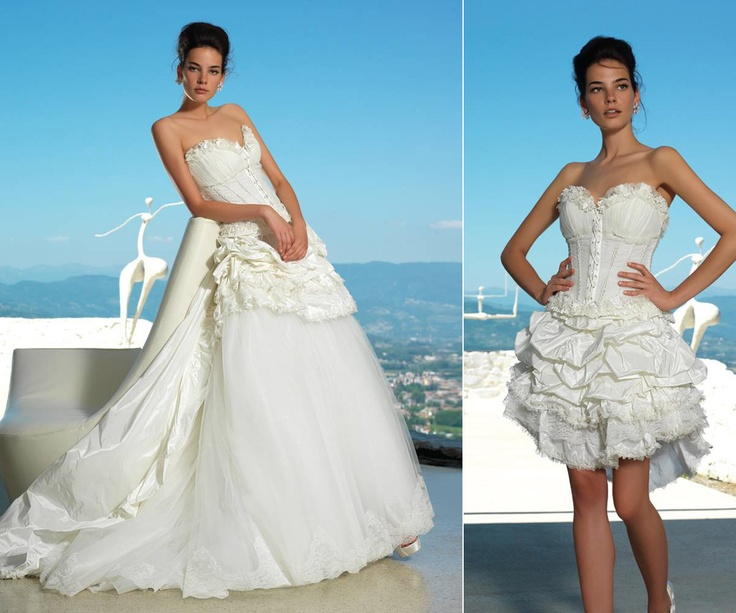 Italian Wedding Dresses 100 Made In Italy: Best 83 ITALIAN Wedding Dresses:short & Long, With Slit
