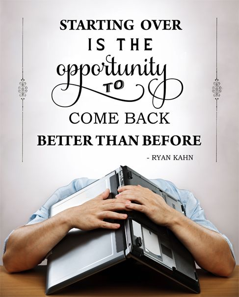 Inspirational Quotes On Pinterest: 3 Signs It's Time To Take A Break From Your Job Search