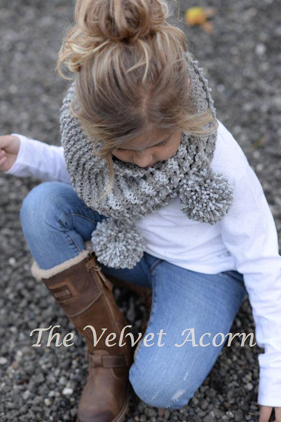 TEJER bufanda de mata PATTERN-The niño niño por Thevelvetacorn