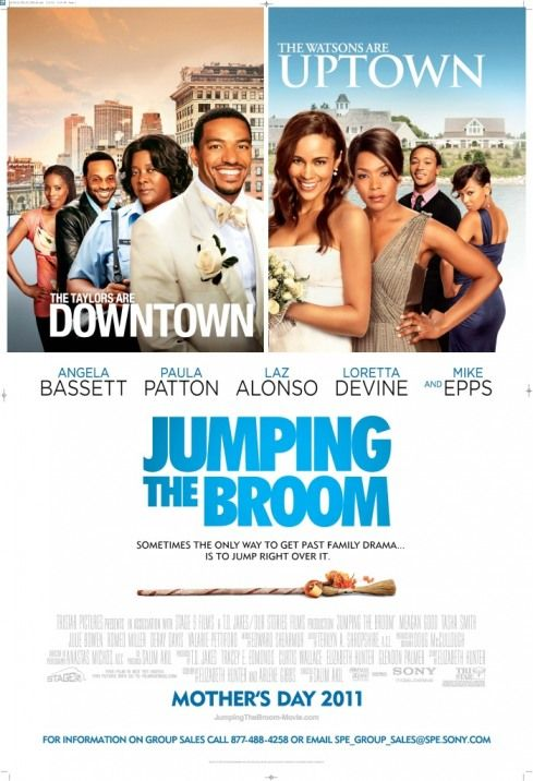 Jumping the Broom: Movie Trailer