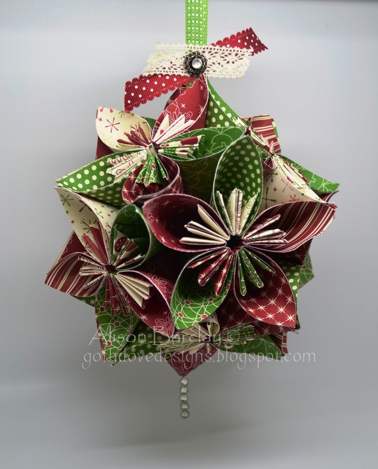 Best 25+ Paper Ornaments Ideas On Pinterest