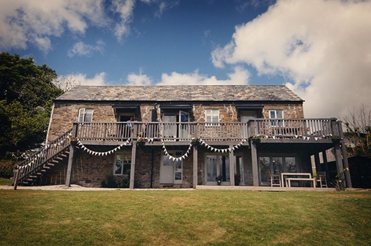 The Green Cornwall Wedding Venue In On Planner Weddingvenues Devon