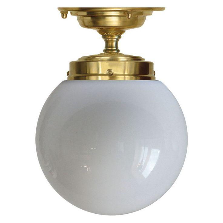 Badrumslampa - Taklampa Ekelundsfäste 80