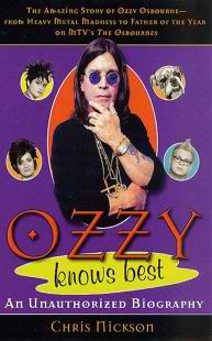 Always outrageous but equally compelling, its THE book to have on Ozzy, MTV's The Osbournes, and everything in between.Meet the Osbournes: children Kelly and Jack, mother Sharon, and the father, none other than Godfather of Metal Ozzy Osbourne...more on boikeno.com