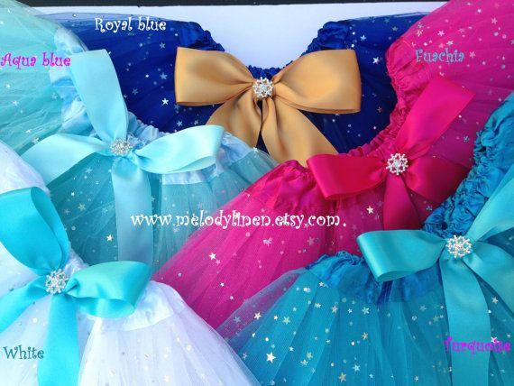 Frozen Tutu frozen birthday outfit frozen party by Melodylinen