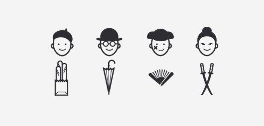 Designspiration — iconwerk, custom icon design + pictogram design.