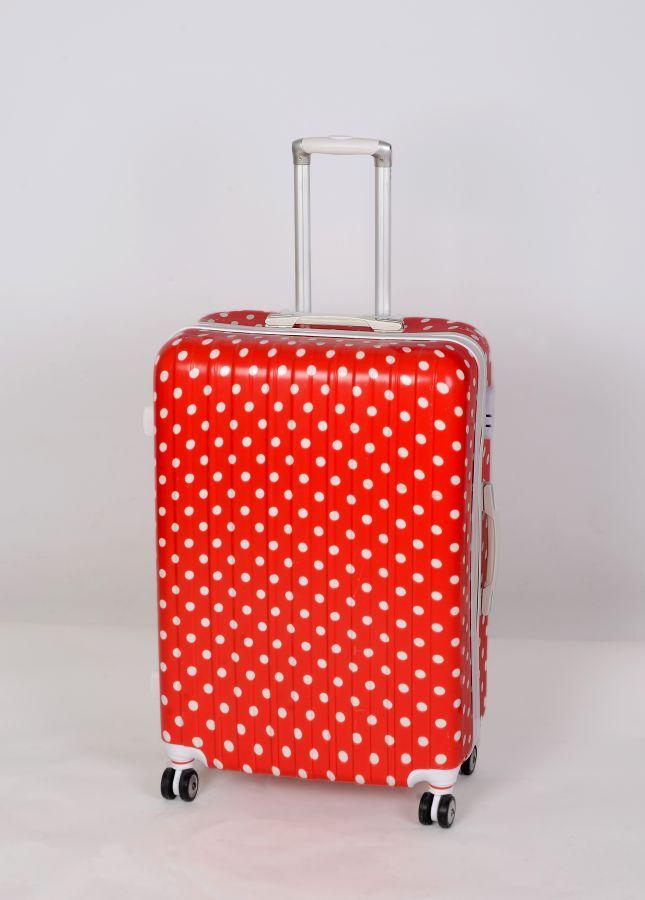 Velký cestovní kufr skořepinový 60