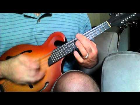 How to play Sweet Home Alabama on the Mandolin - YouTube