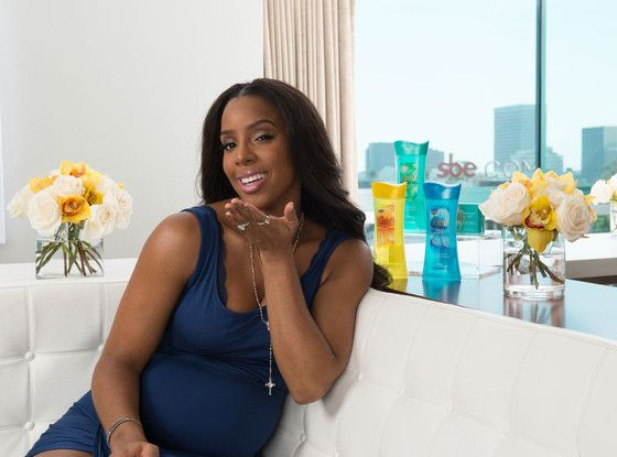 Kelly Rowland Is Having a Baby Boy! Find Out How She Accidentally Confirmed the Sex