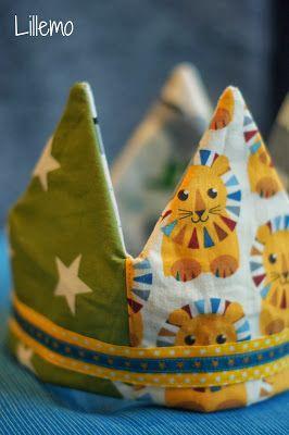 lillemo krone Geburtstagskrone Crown Birthday