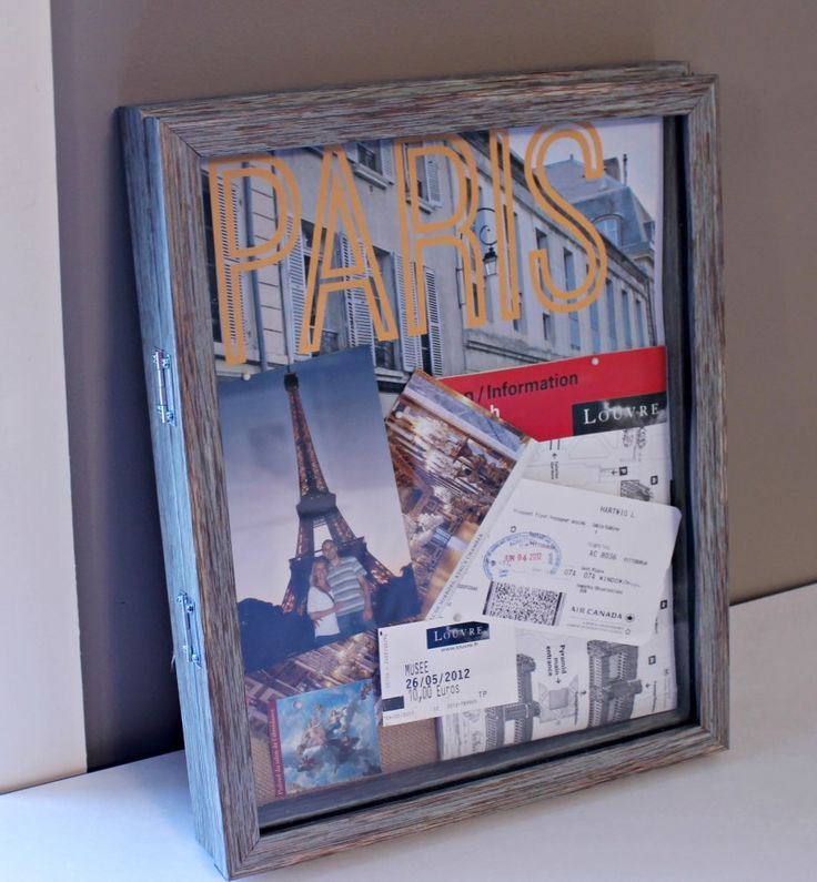 Travel Shadow Box Ideas Shadowbox Travel Shadow Boxes Diy Shadow Box Travel Crafts
