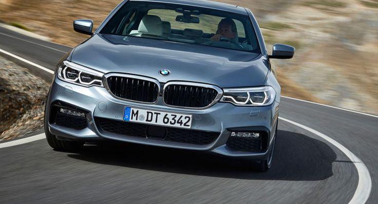 2017 BMW 540i G30 M Sport