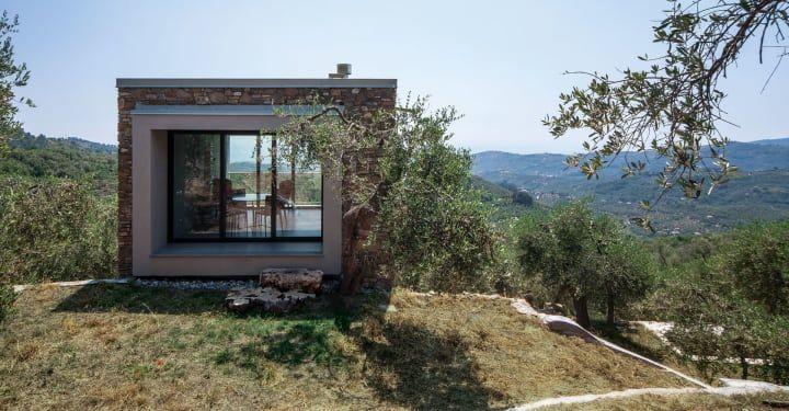 La casa tra gli ulivi