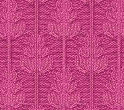 № 69 Вязание спицами для детей - описание узора