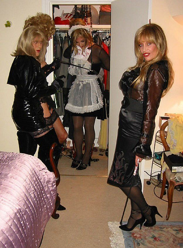 Latex sissy maid tumblr pity