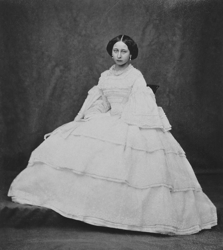 Princess Alice, 1859 [in Portraits of Royal Children Vol.3 1858-1859] | Royal Collection Trust