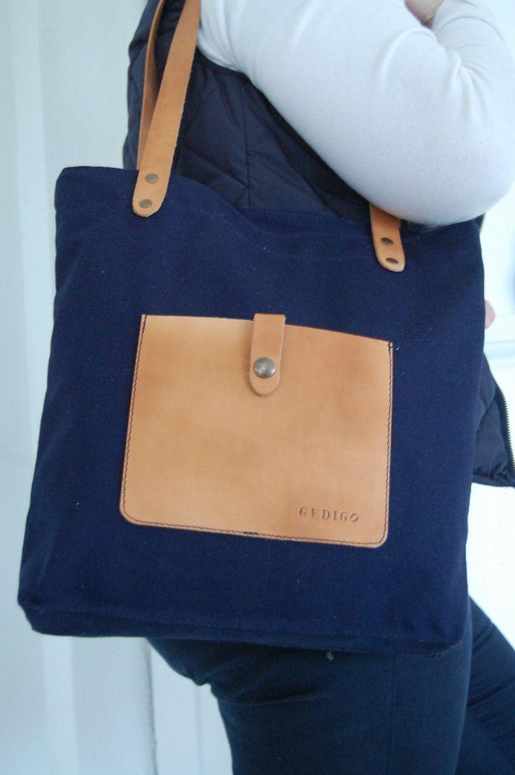 Summer canvas bag via gedigo. Click on the image to see more! http://gedigo.tictail.com/product/summer-canvas-bag