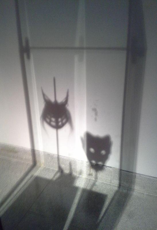 Samurai, Sombras