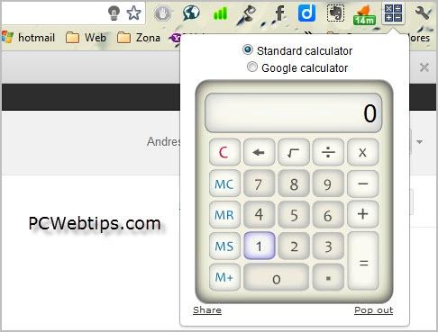 8 Calculadoras Para Google Chrome | Basicas, Cientificas y Graficas
