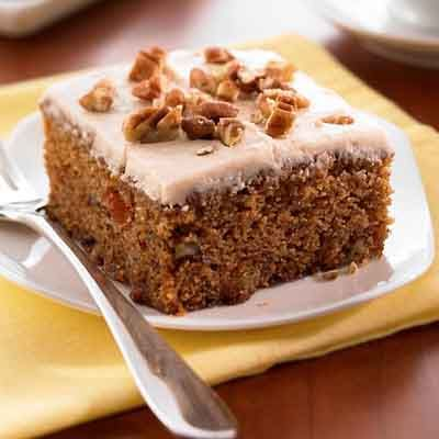 Applesauce Spice Cake from Land O'Lakes