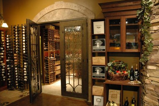17 best images about high end wine cellar on pinterest for Cost to build a wine cellar